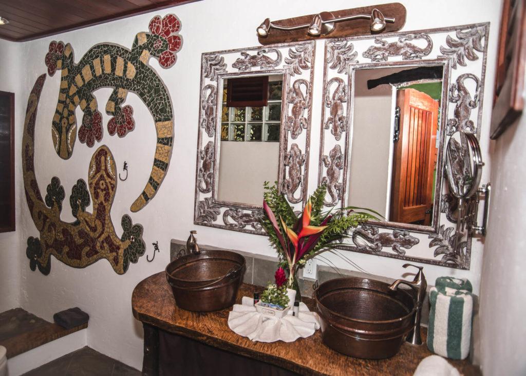 gecko-decoration