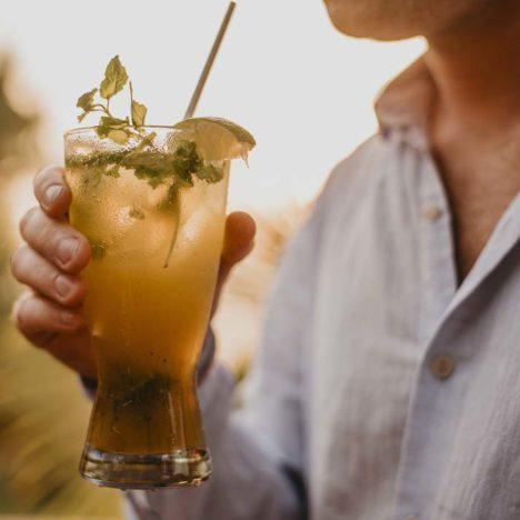 Tranquilseas Hotel Resort Roatan drink