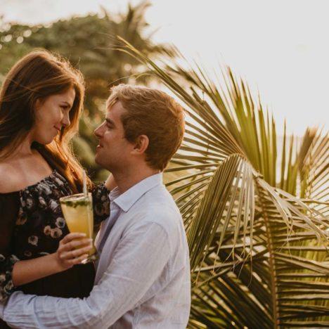 Tranquilseas zamilovaný pár