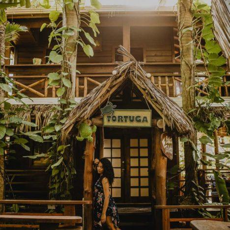 Tranquilseas Hotel Resort Roatan - pokoj Tortuga