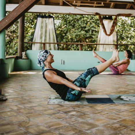 Užijte si lekce jógy v Tranquilseas Hotel Resort Roatan