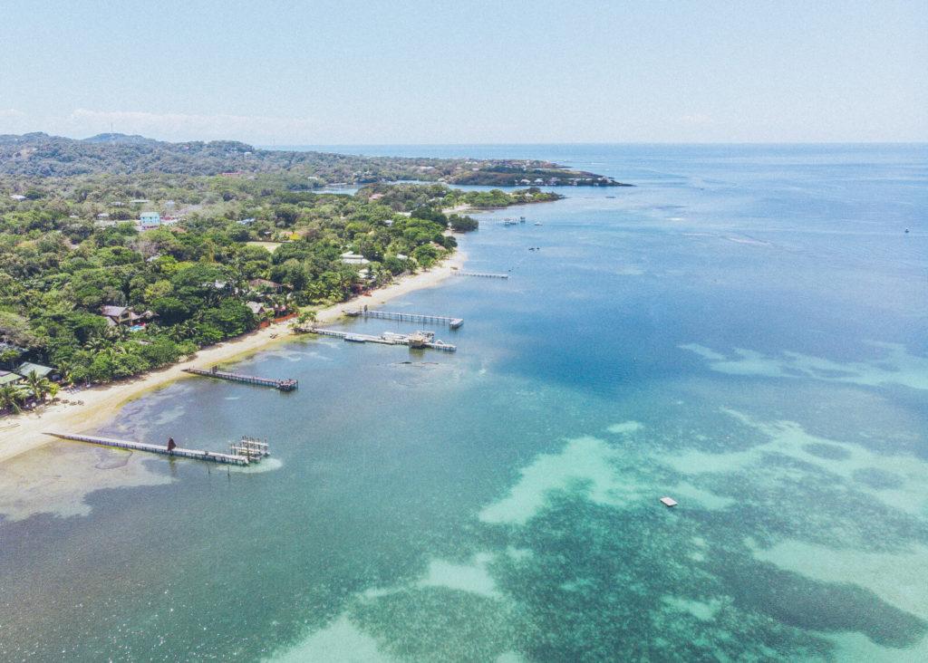 Safety od Roatan island